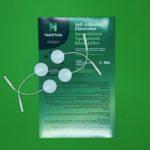 Ηλεκτρόδιο NMES/TENS, Πολ. Χρήσεων 25mm, Στρογγυλό (Ενηλίκων)