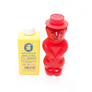 Φούσκες Bubble Bear με Ανταλλακτικό Υγρό