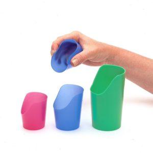 Ποτήρι Δυσφαγίας, Medium (Cut-out Cup), 60ml