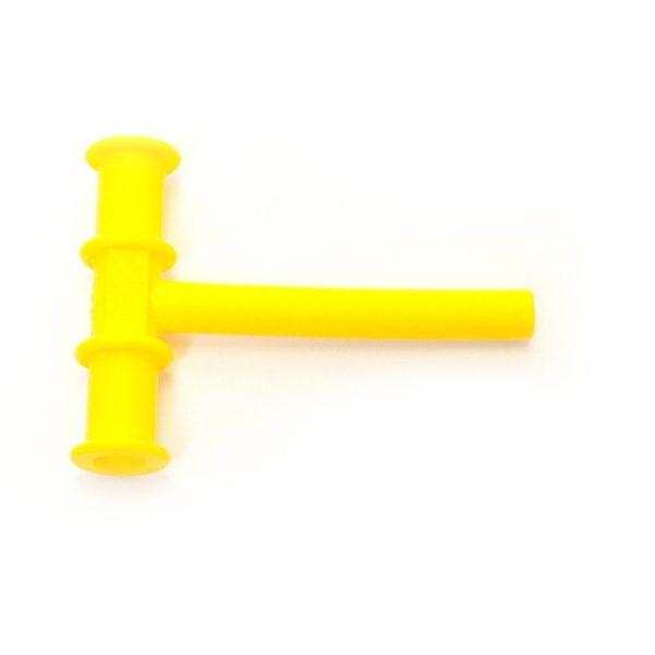 Εργαλείο Μάσησης Κίτρινο (Chewy Tube)