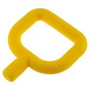 Εργαλείο Μάσησης Mini Chew, Κίτρινο